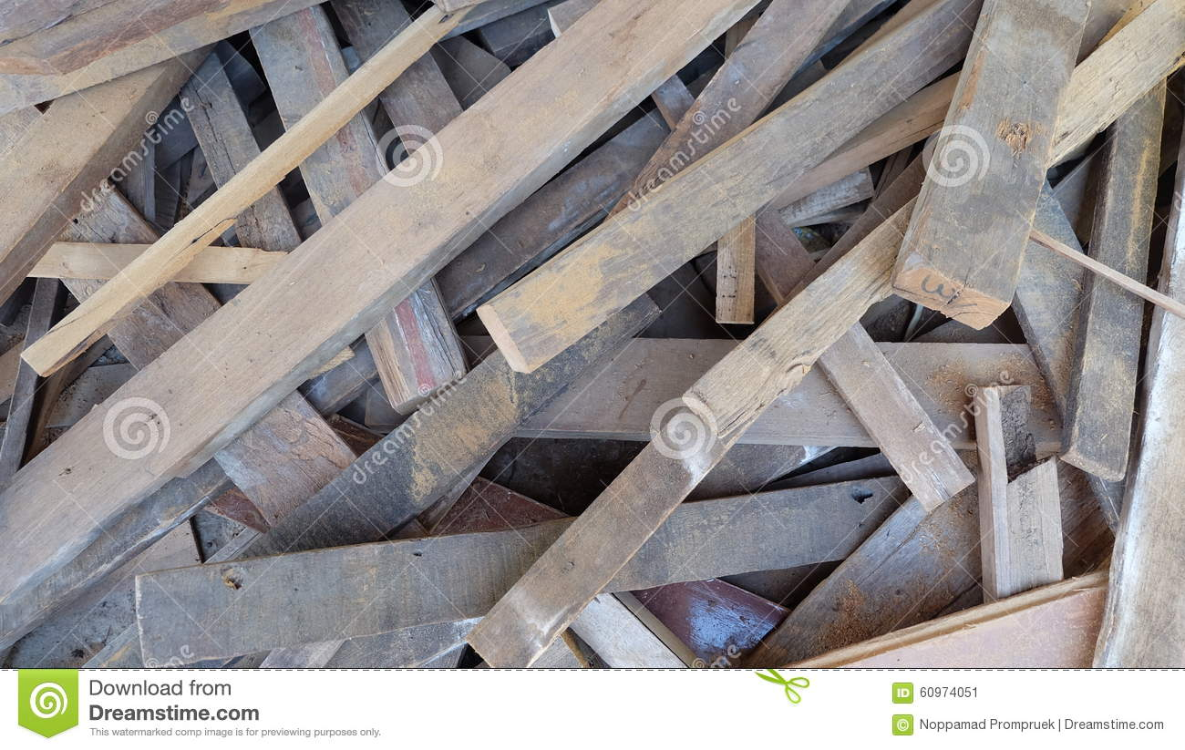 Teak Wandplank Teak Plank Stock Photo 60974051 Megapixl