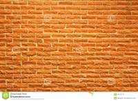 Terra Cotta Brick Wall Stock Photos - Image: 16172773