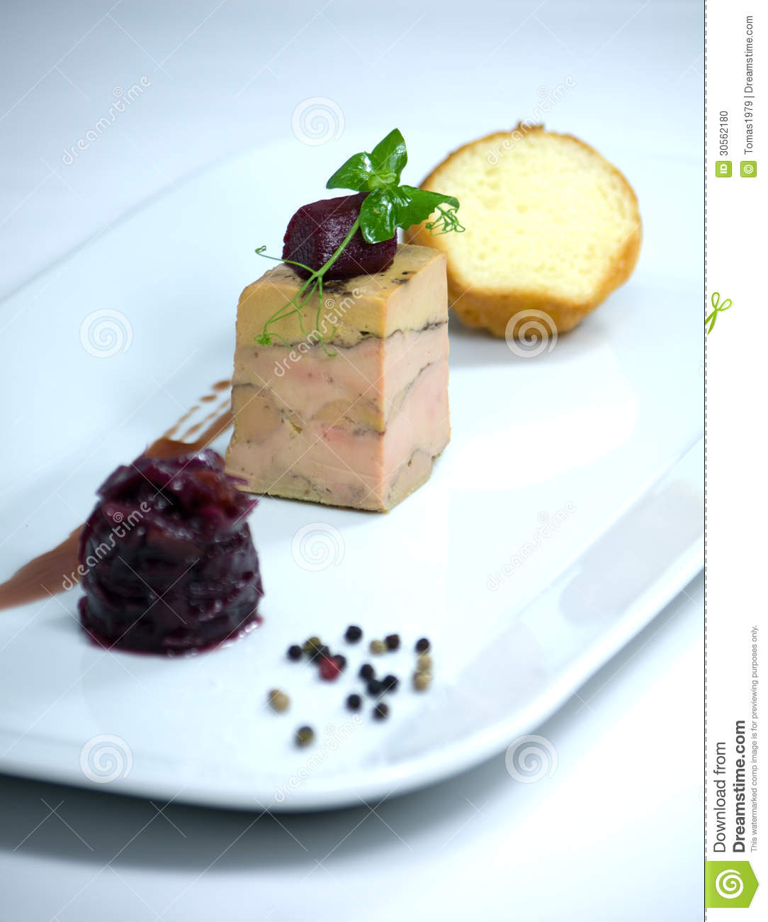Foie Gras Terrine Terrine Of Grilled Duck Foie Gras Stock Photo Image Of Terrine