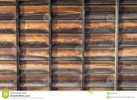 Texture Of The Japanese Wooden Walls Stock Photo - Image ...