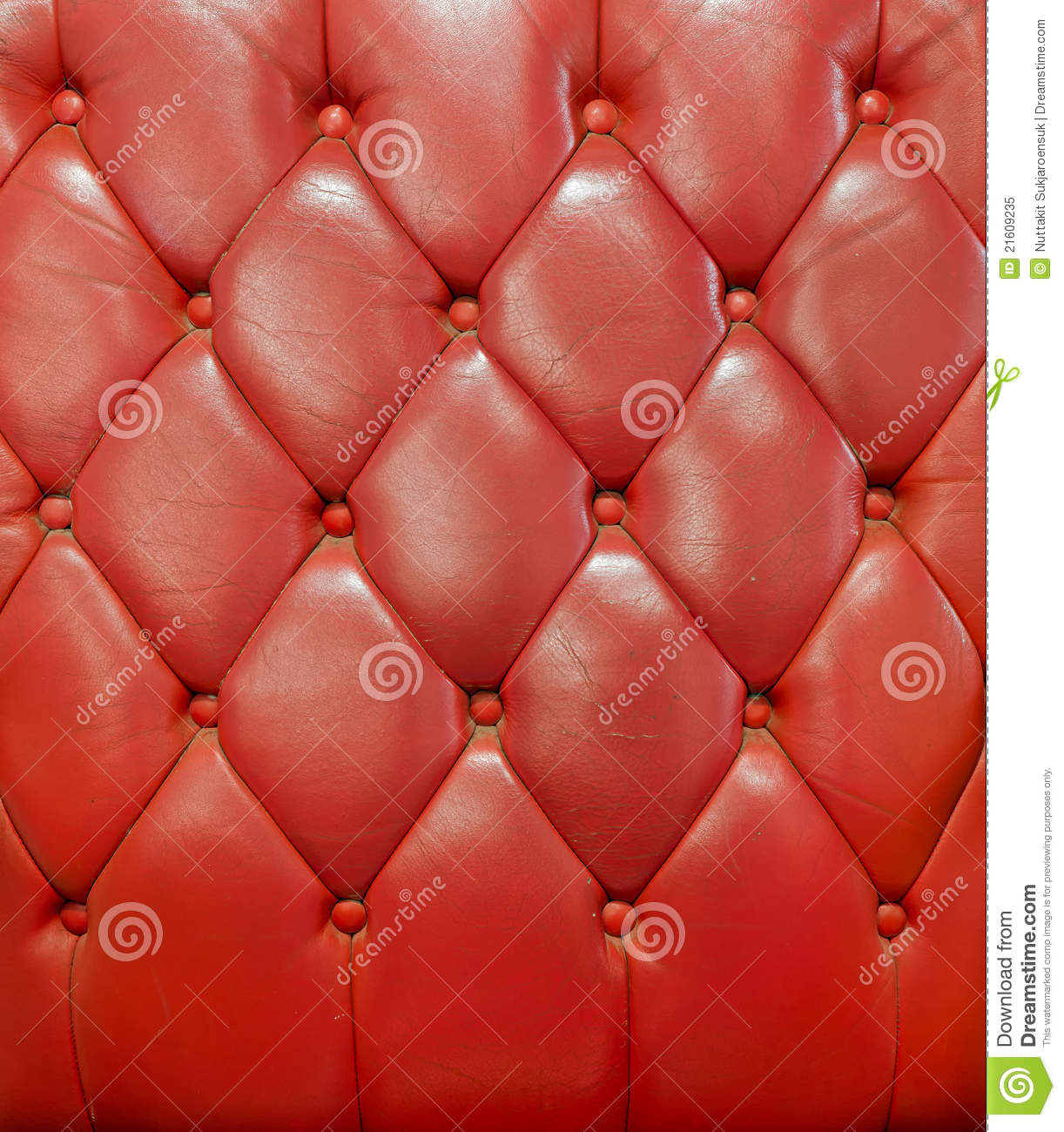 Retro Inflatable Sofa Texture Of Red Leather Vintage Sofa Stock Image Image Of Vintage