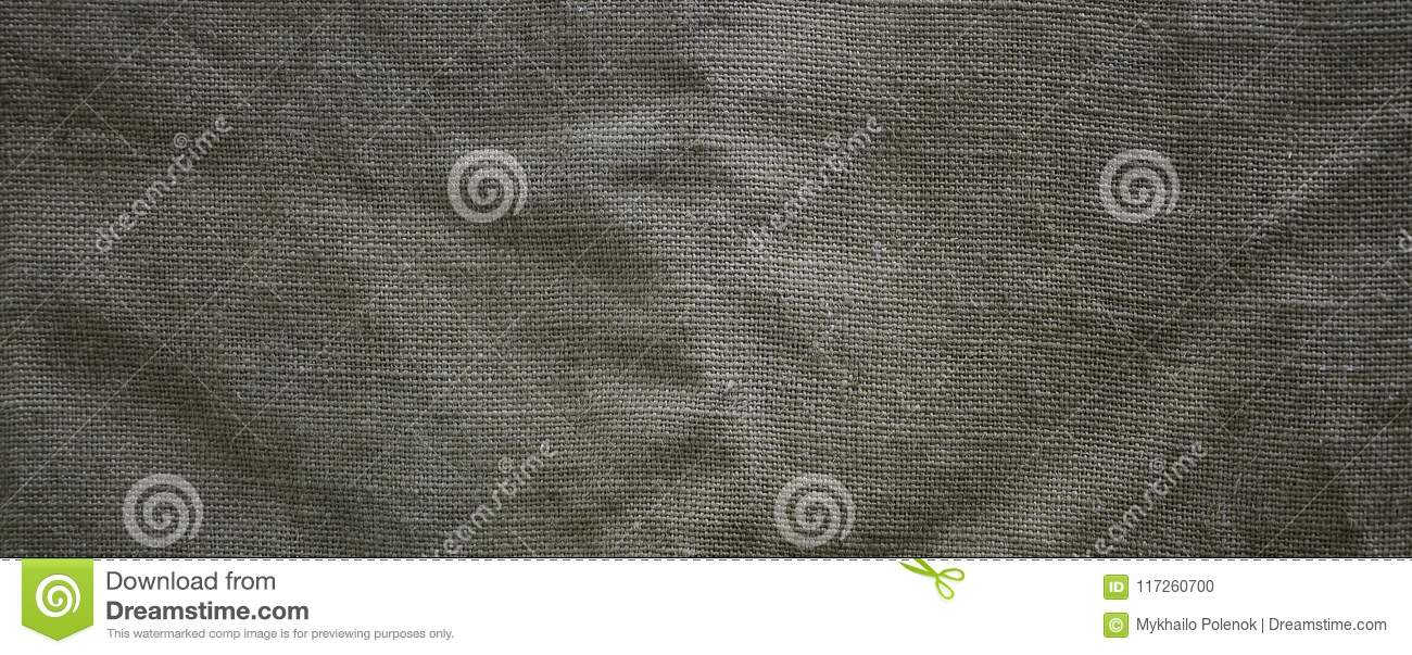 The Texture Of A Very Old Brown Sack Cloth Retro Texture With