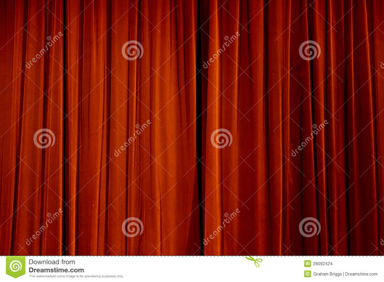 Theater curtain stock images image 28092424