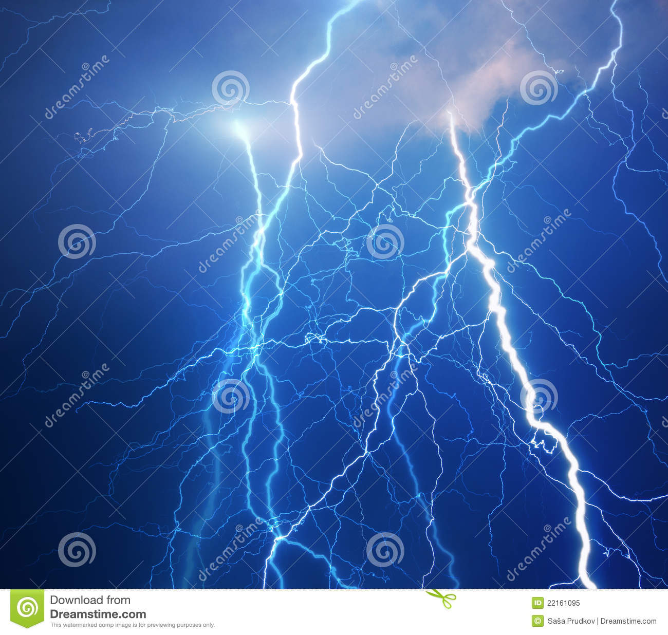 Iphone X Moving Wallpaper Thunder And Lightning Stock Image Image Of Strikes