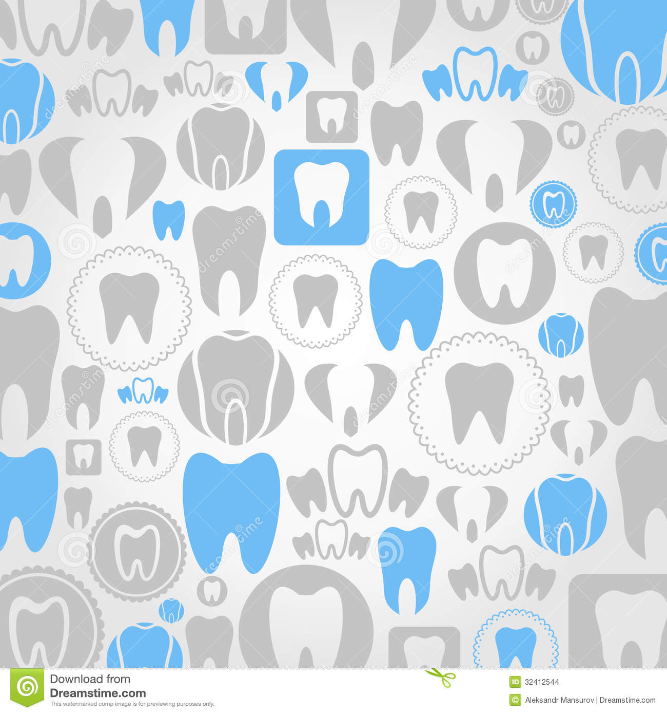 Free Cute Fall Wallpapers Tooth A Background Stock Vector Illustration Of Image