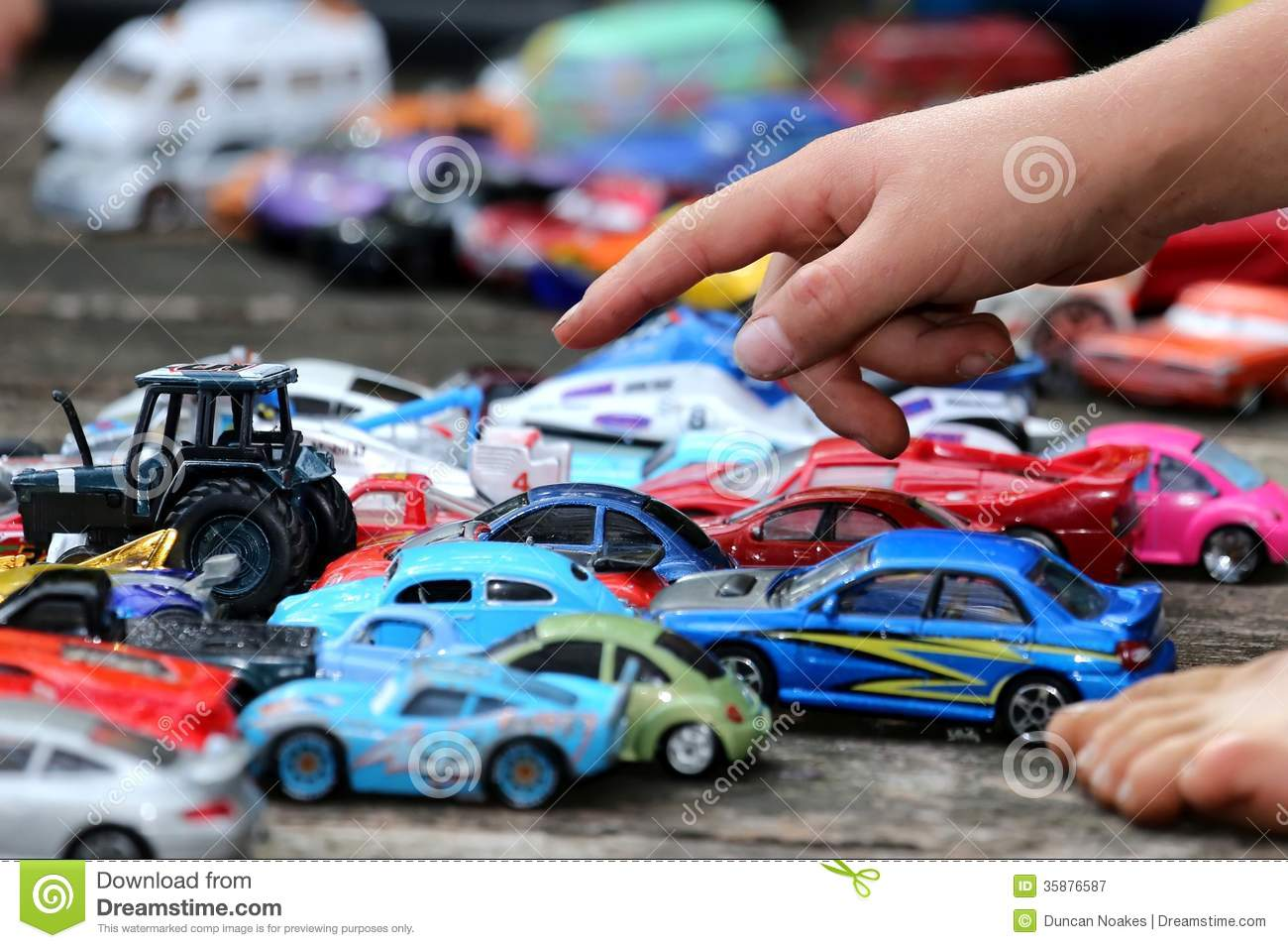 Big W Toy Cars Toy Cars Game Stock Image Image Of Child Play Outdoors