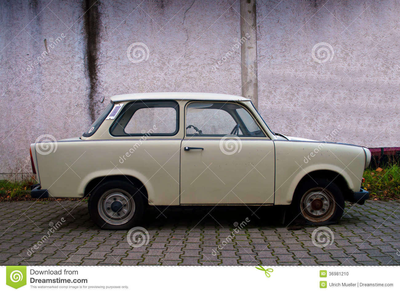 Trabant Clipart Trabant Stock Photo Image Of Small Wall Trabi Vehicle 36981210