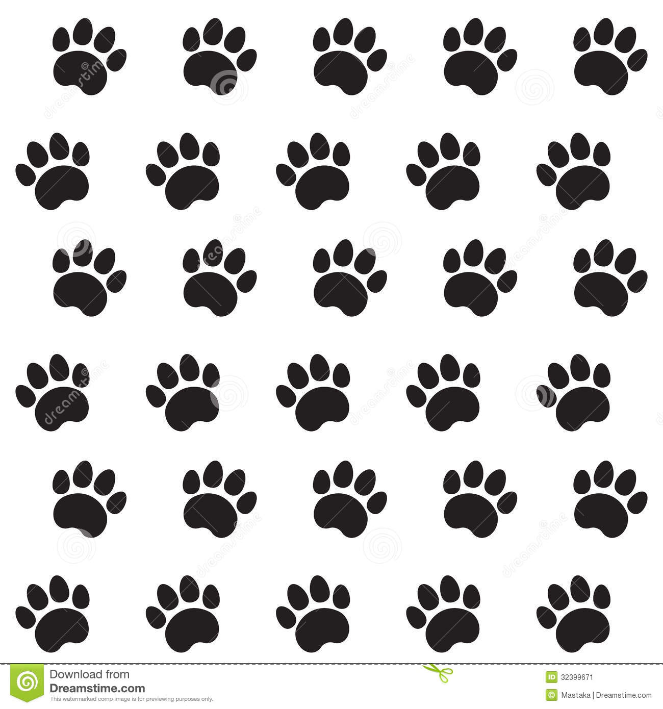 3d Wallpaper For Computer Gray Cats Traces Of Cat Textile Pattern Stock Image Image 32399671