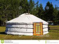 Modern Yurt, Mongolia Royalty