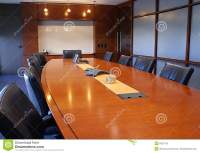 Training Or Corporate Meeting Room. Royalty Free Stock