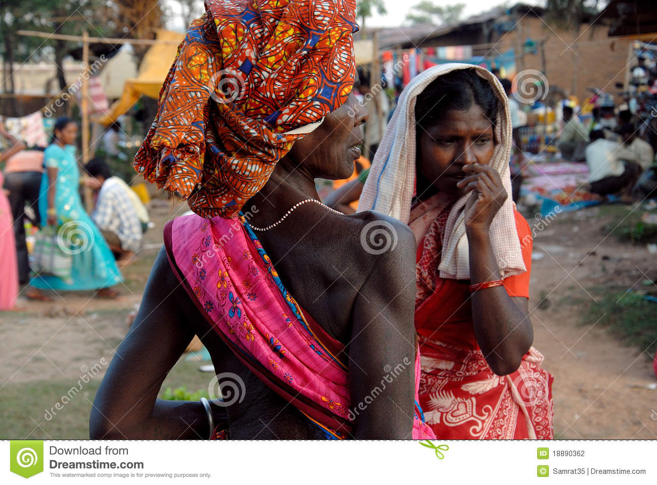 People India Tribal People In India Editorial Photography Image 18890362
