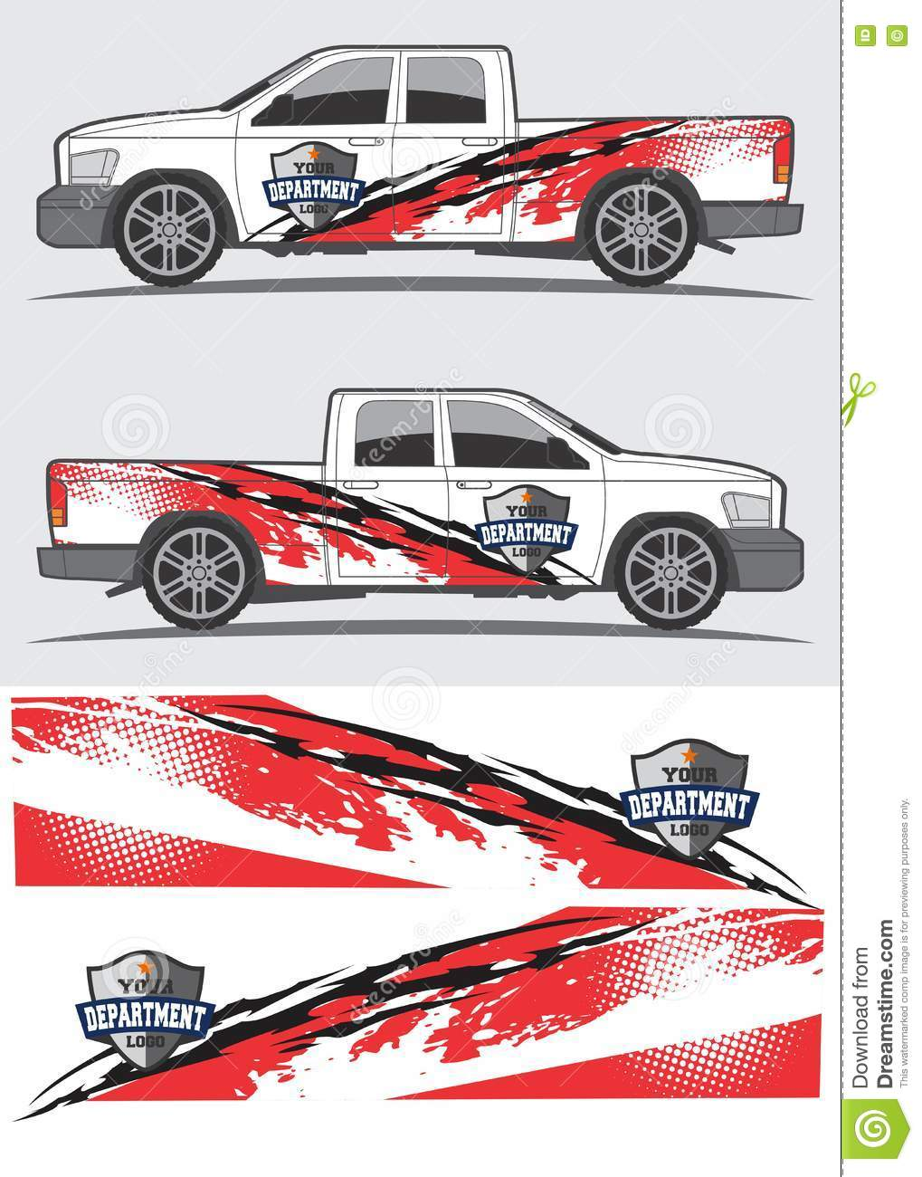 Truck Window Decals And Graphics