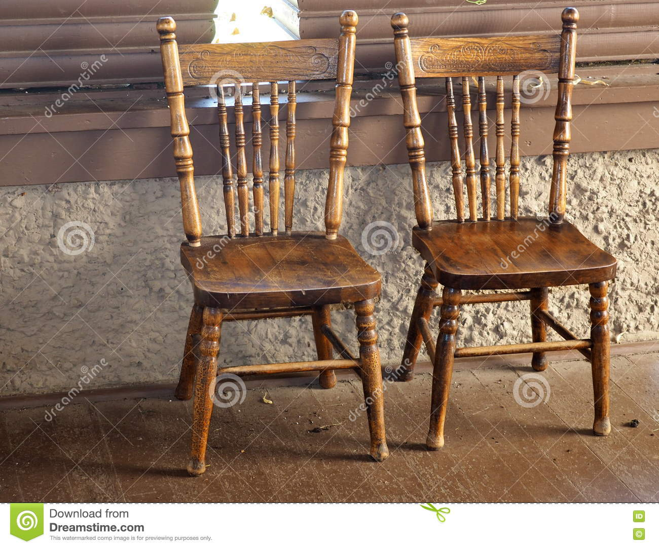 Antique Press Back Chairs Antique Furniture