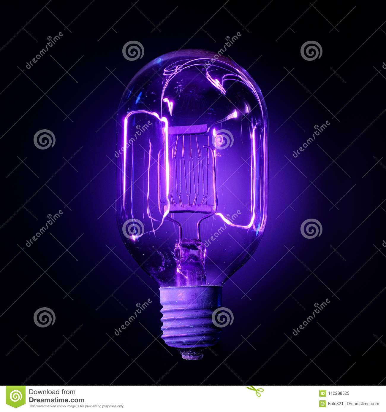 Ultraviolet Lamp Ultraviolet Lamp Stock Image Image Of Purple Clean 112288525