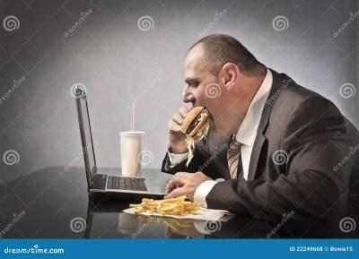 Unhealthy lifestyle stock photo. Image of caucasian ...