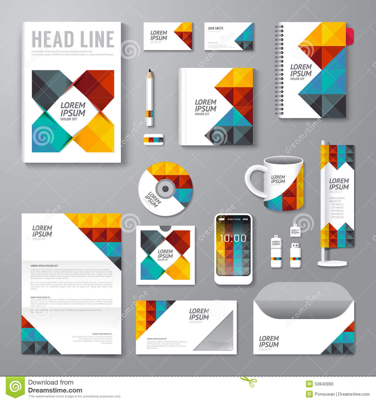 Gallery of poster design size