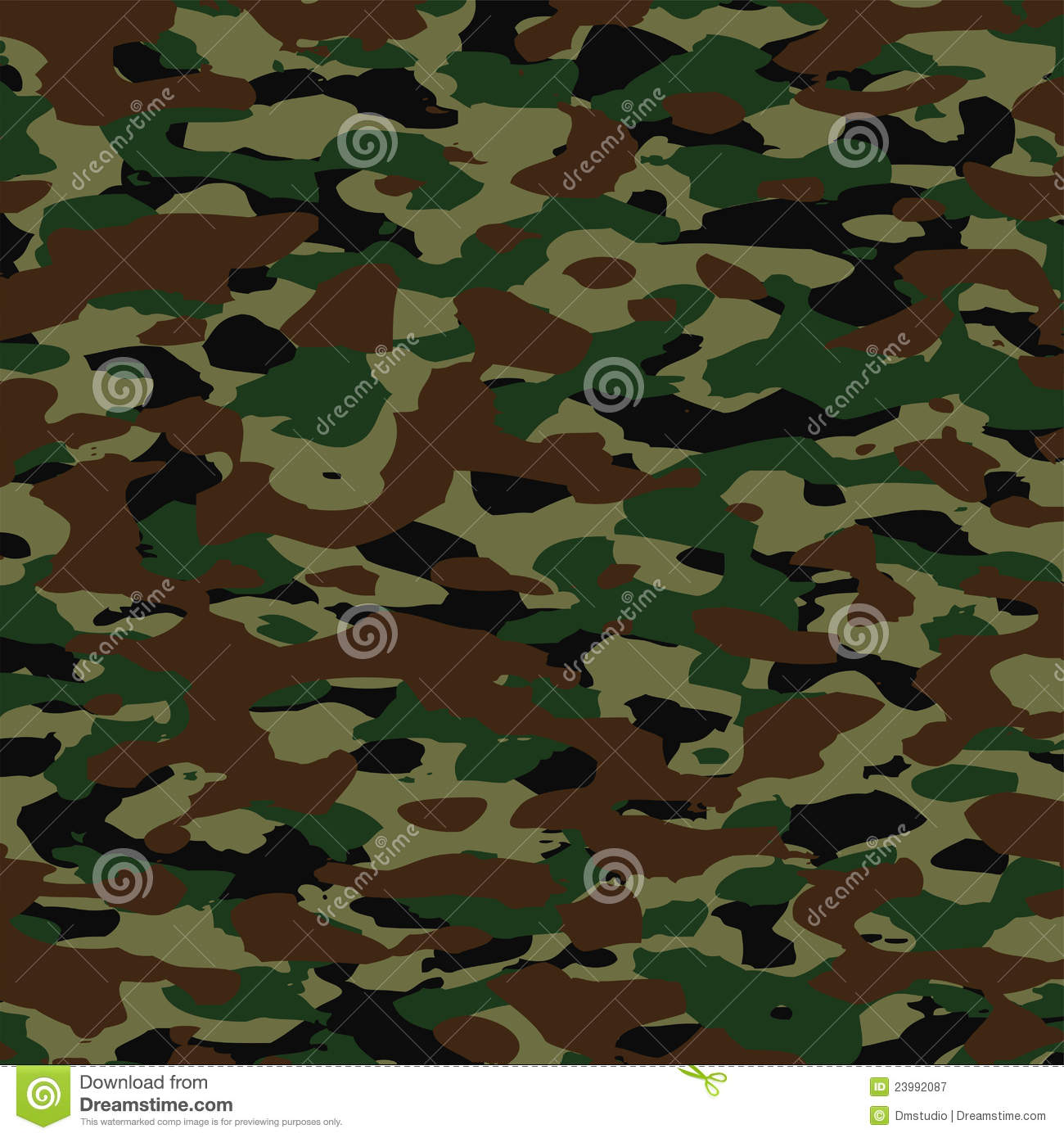 Black Camouflage Wallpaper Vector Camouflage Pattern Royalty Free Stock Photography