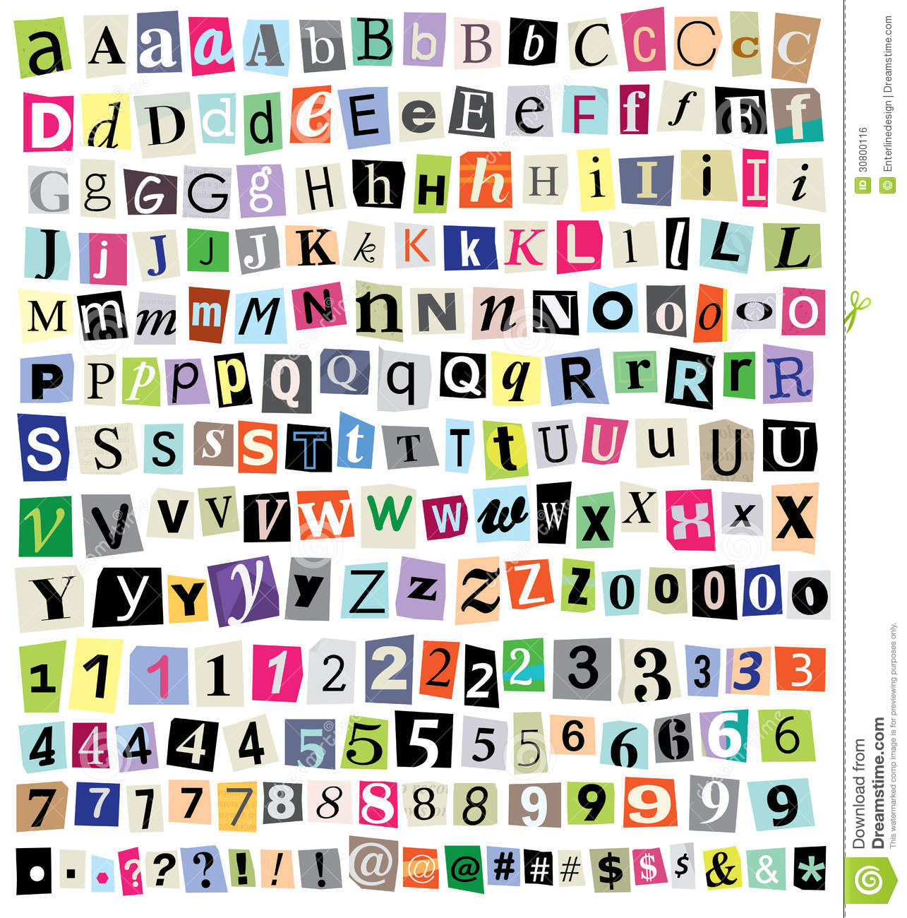 Ransom note letters example good resume template ransom note letters add letters ransom note generator vector ransom note cut paper letters spiritdancerdesigns Gallery