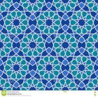 Vector Seamless Pattern. Colorful Ethnic Ornament