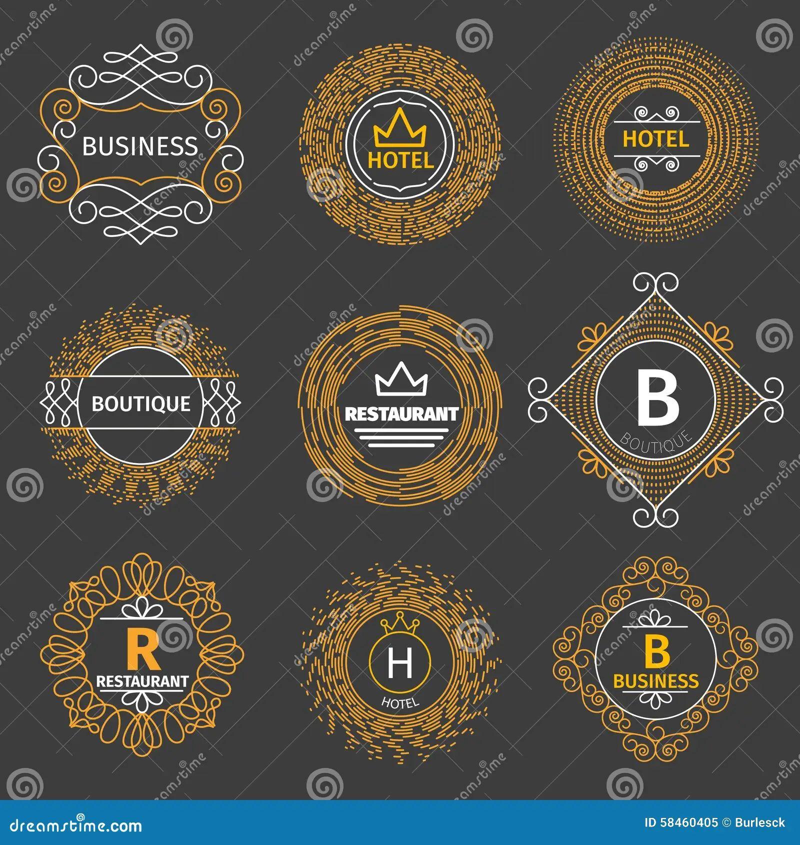boutique monogram