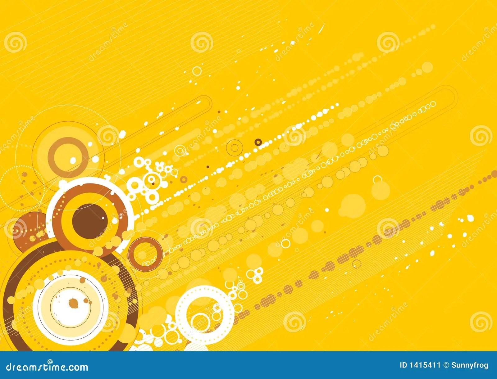 Abstrak Wallpaper Hd Vector Yellow Background Stock Image Image 1415411