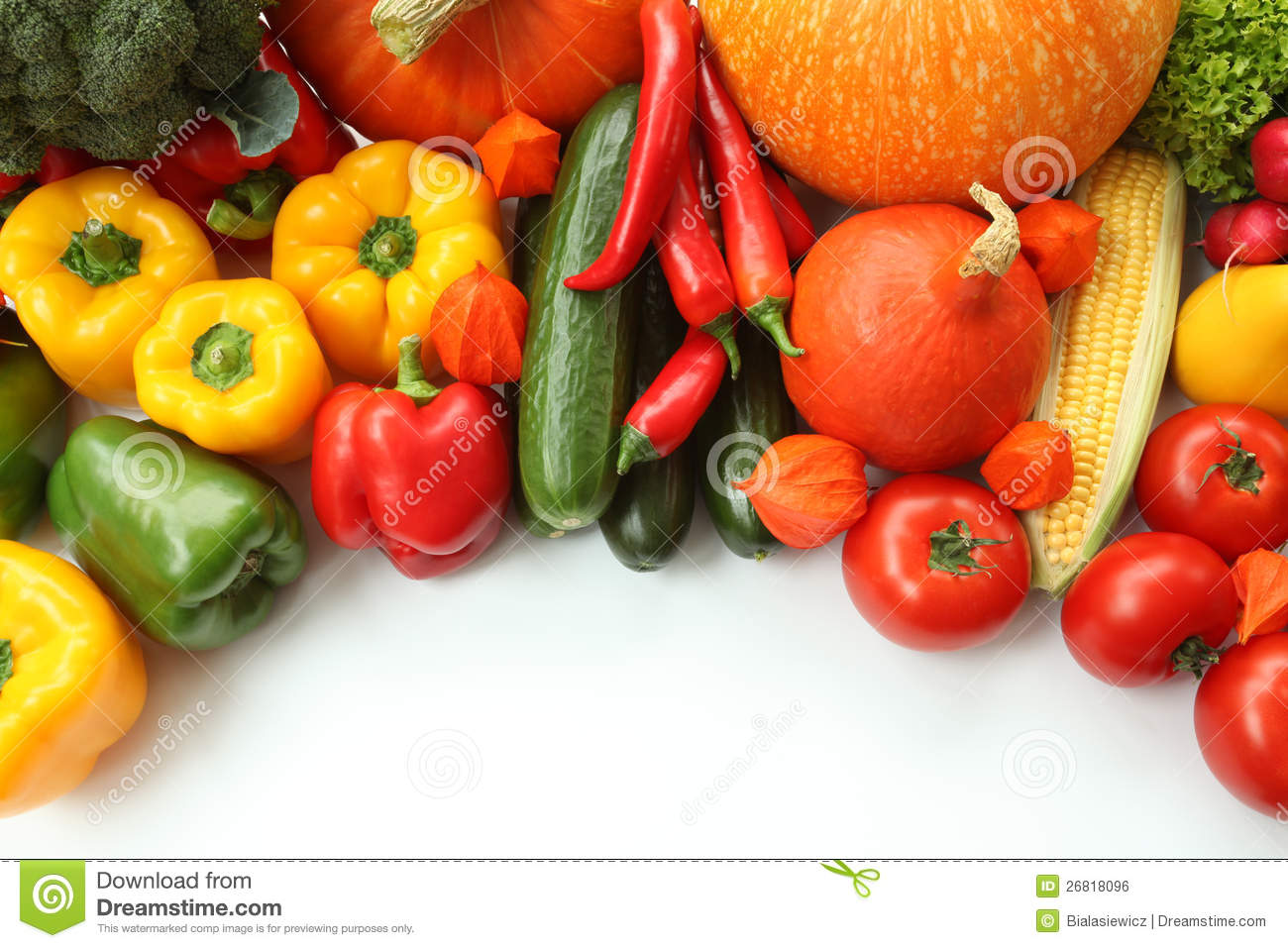 Free Fall Harvest Wallpaper Vegetable Frame Stock Photo Image Of Appetizing Colorful
