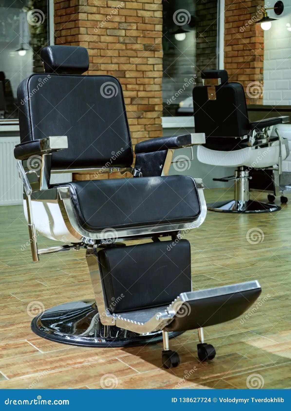 Vintage De Raseur Coiffeur Chaise Salon Coiffure
