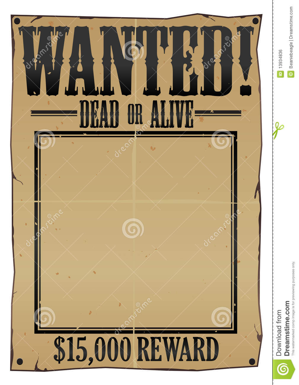 wanted poster format - Timiz.conceptzmusic.co
