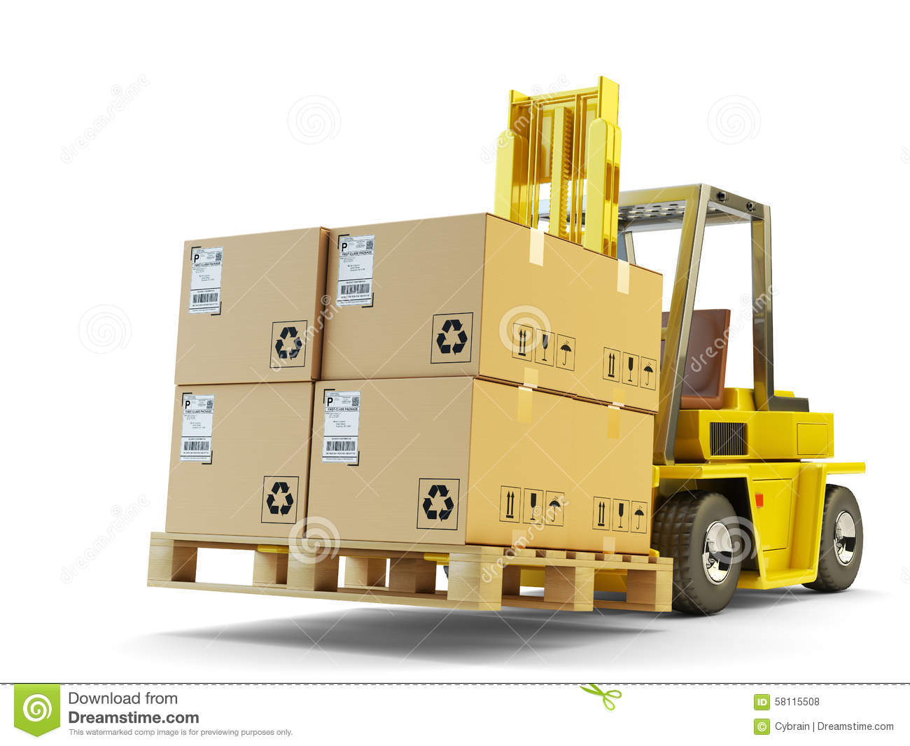 Gifi Livraison Warehouse Logistics Packages Shipment Delivery And