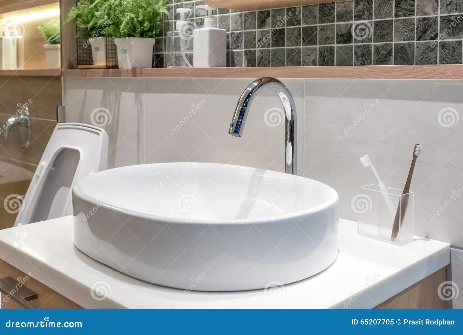 Badezimmer Waschbecken Deko Bad Waschtisch Holz Bild Von Stunning