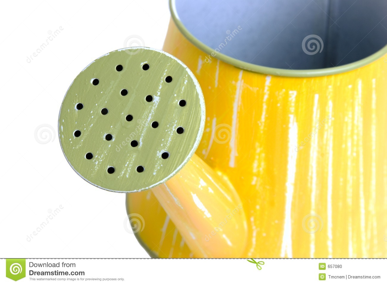 Watering Cans With Long Spouts Watering Can Spout Stock Photo Image 657080