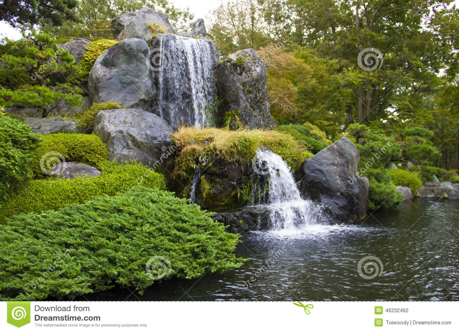 Waterval In Tuin : Waterval in tuin gratis afbeeldingen bos waterval bloem rivier vijver