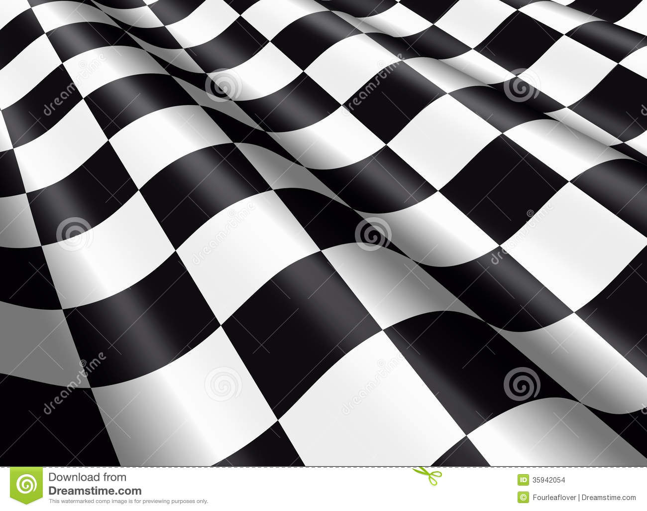 Audio Car Wallpaper Download Waving Chequered Flag Stock Images Image 35942054