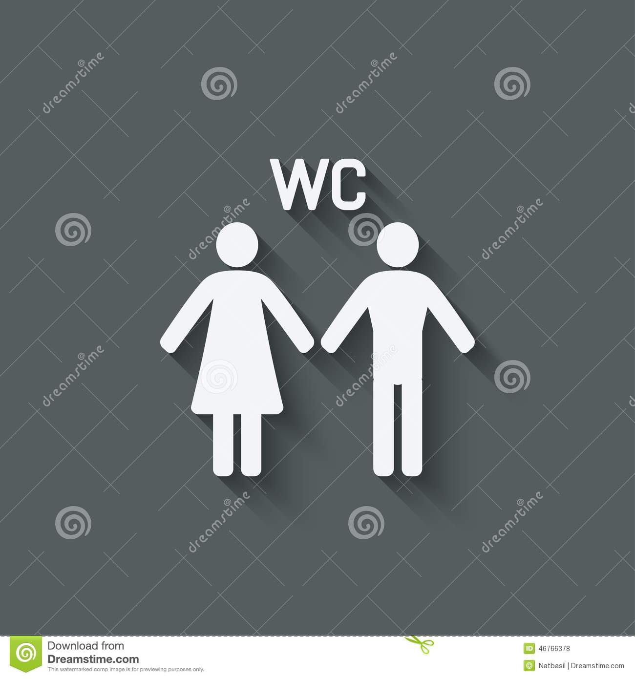 Bathroom Signs Eps more similar stock images of female bathroom sign