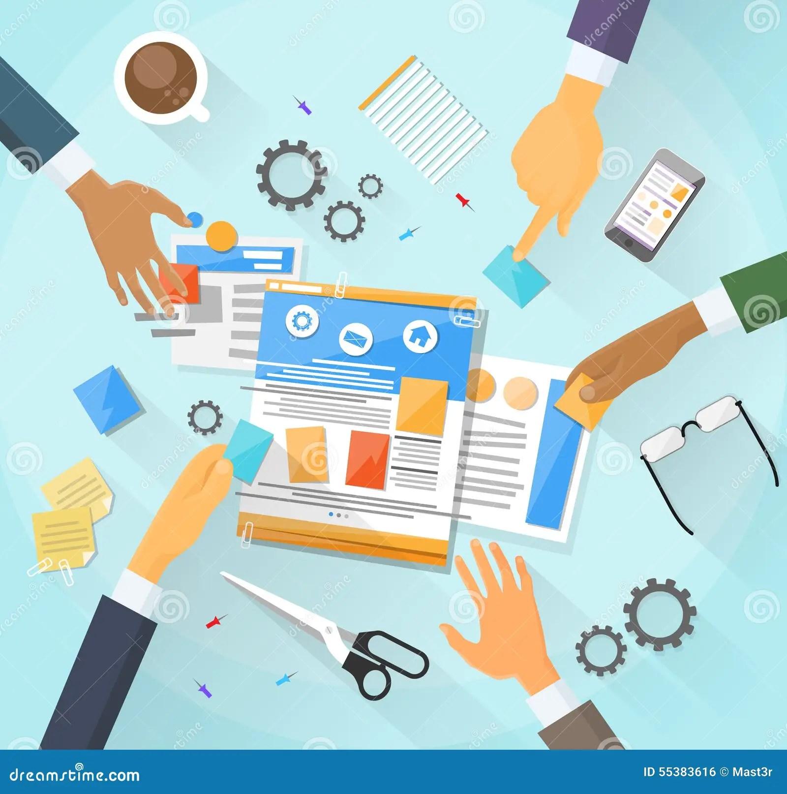 Calendar Create Id Example Domain Web Development Create Design Site Building Team Stock