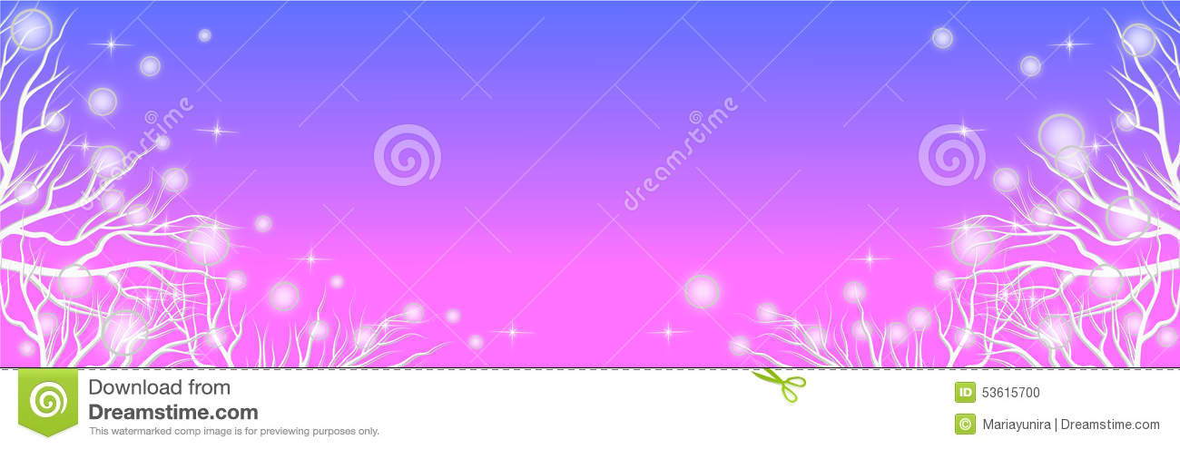 Web header banner stock illustration Illustration of shine - 53615700