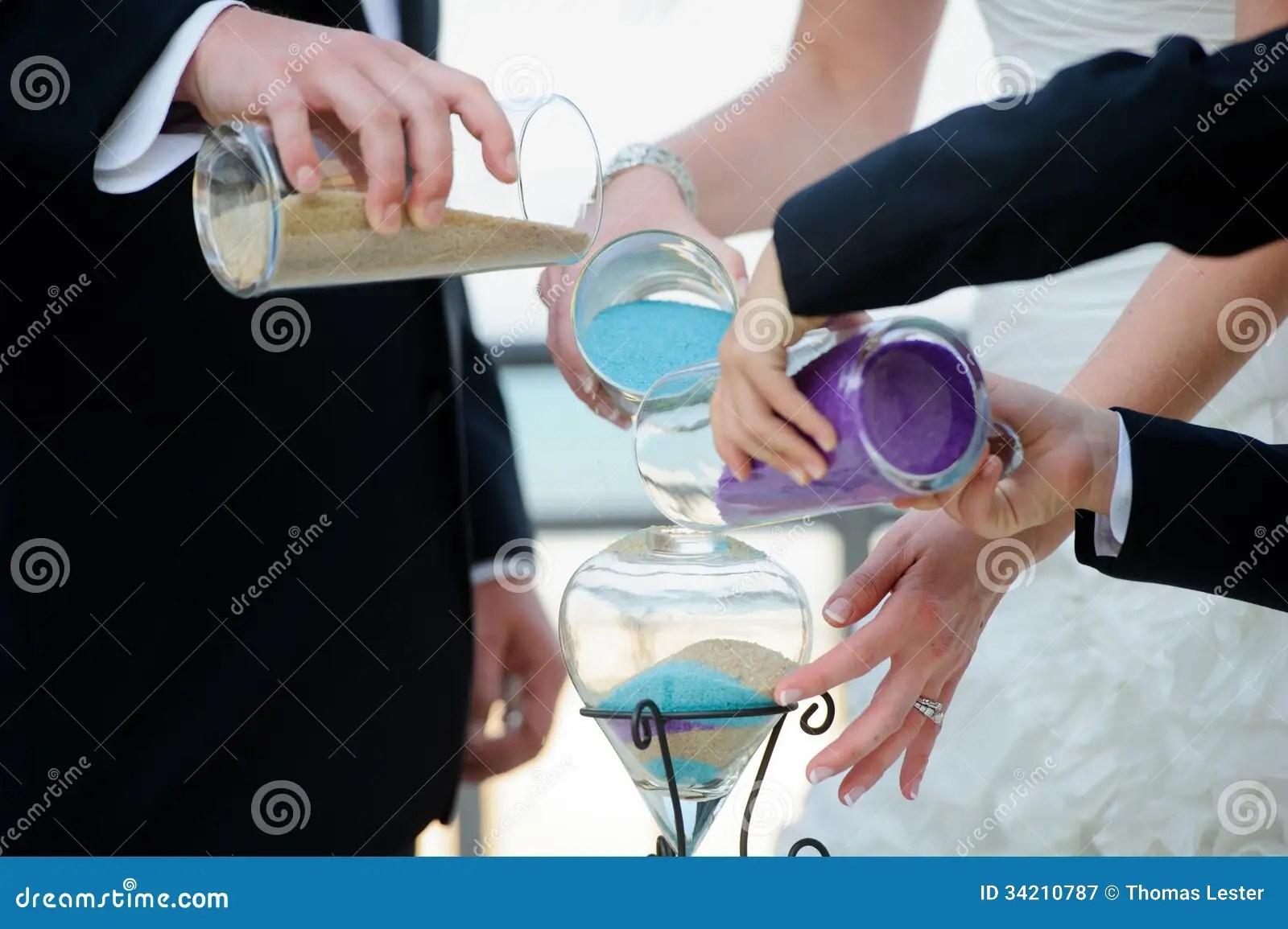 how to do a unity sand ceremony wedding sand ceremony