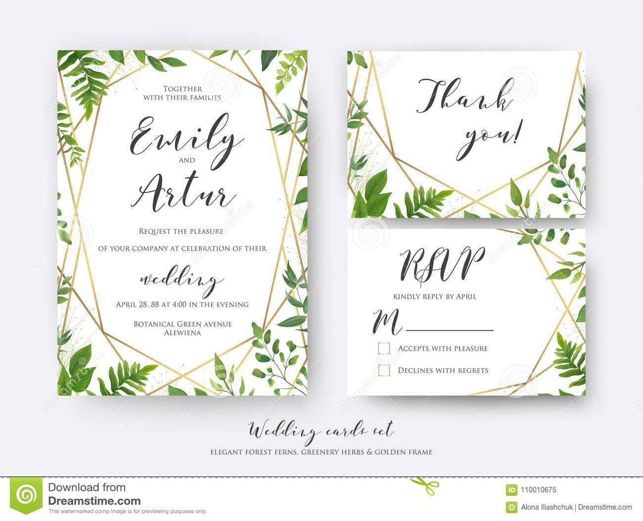 free wedding thank you card templates