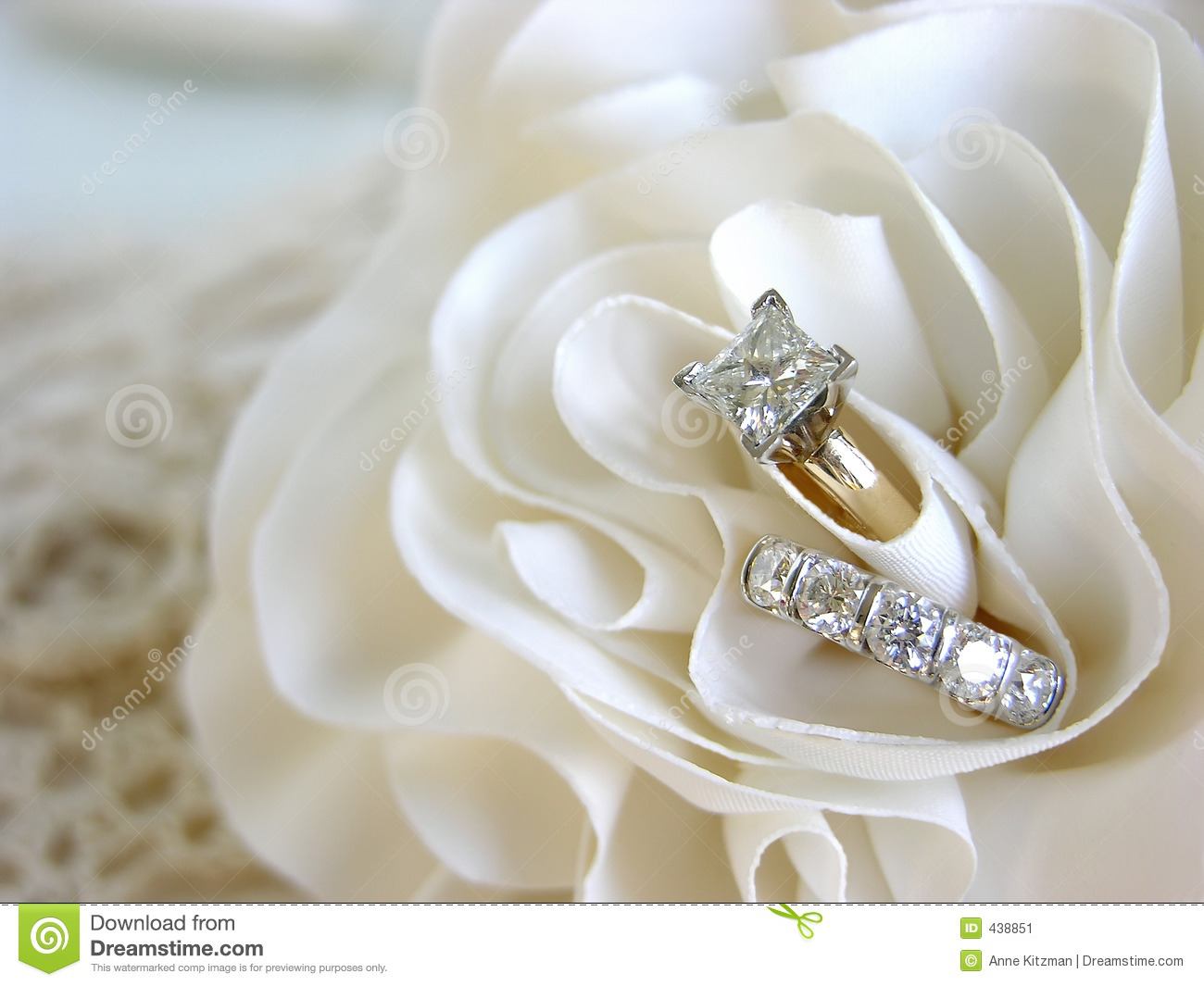 Ring Ceremony Hd Wallpaper Wedding Ring Background Stock Image Image 438851