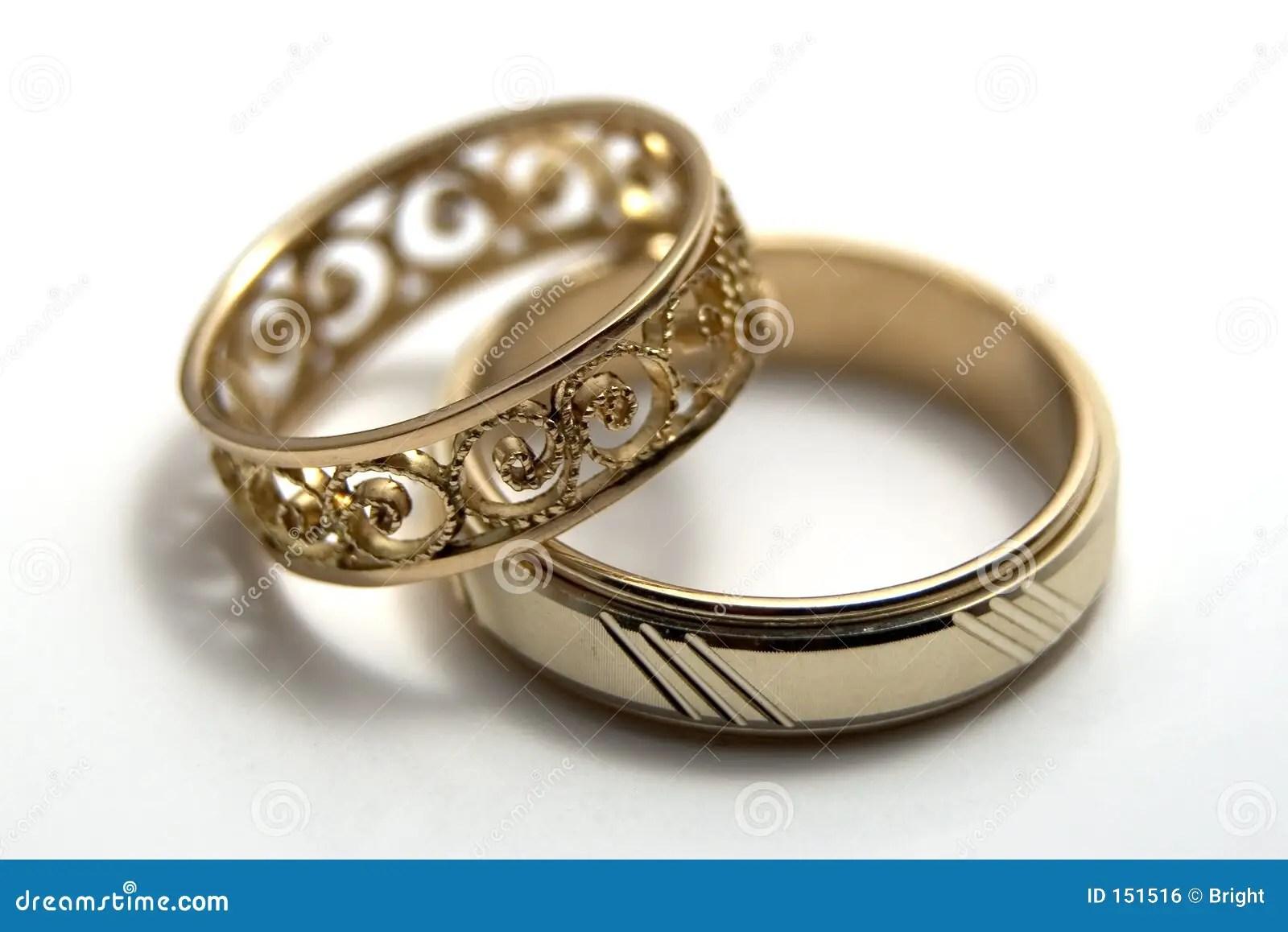 wedding rings wedding rings pictures Wedding rings Royalty Free Stock Image