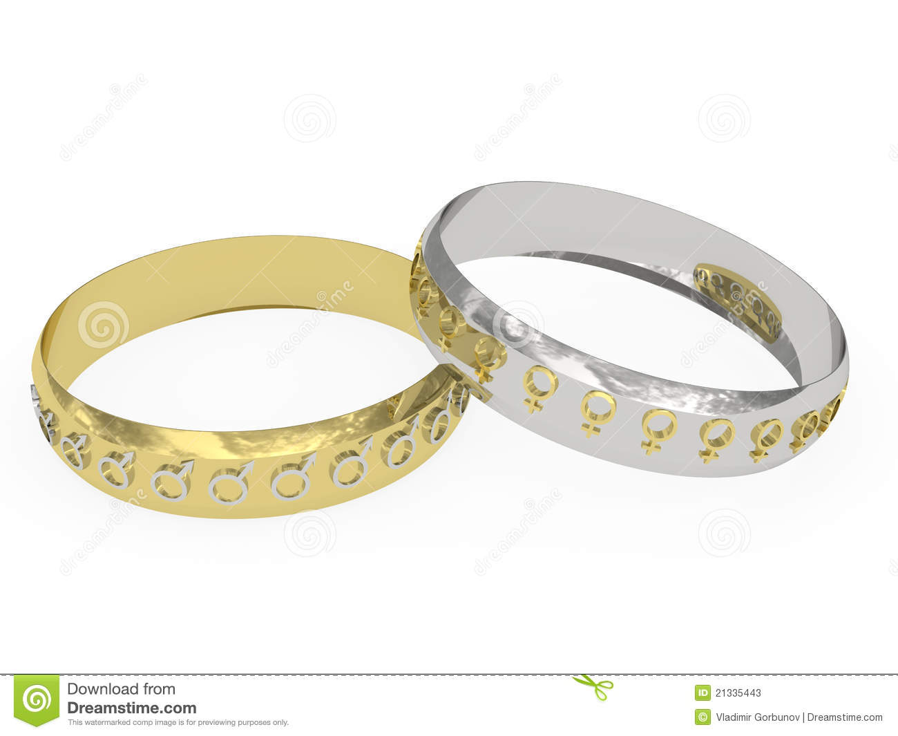wedding rings with male and female symbols download - Female Wedding Rings