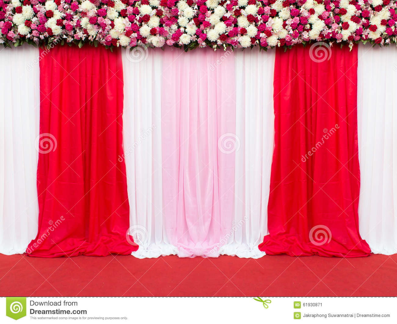 Stage Decoration Wedding Stage Decoration Stock Images Download 1 305 Royalty