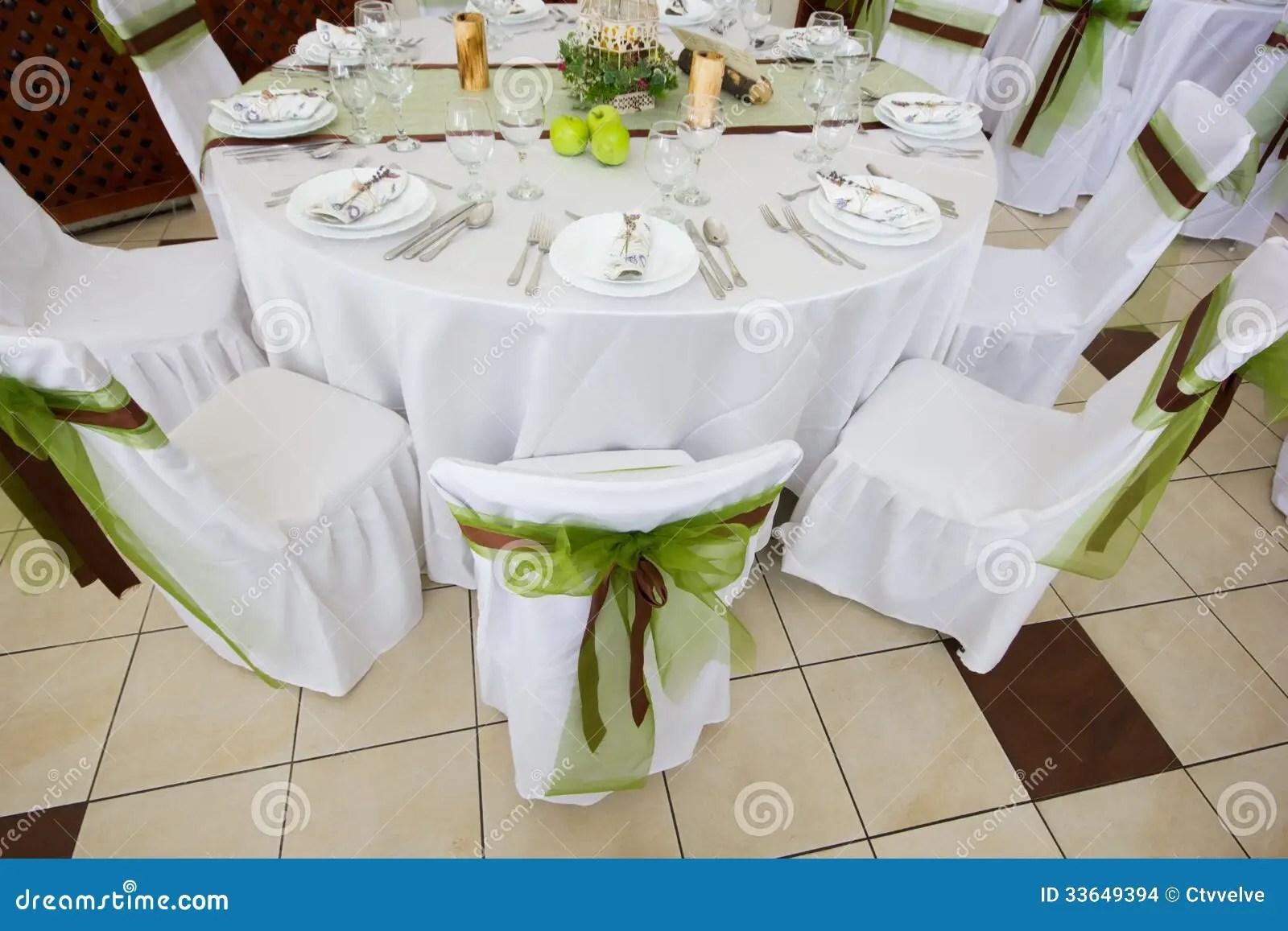 Beautiful Wedding Decor Green And White Wedding Dress Decore Ideas
