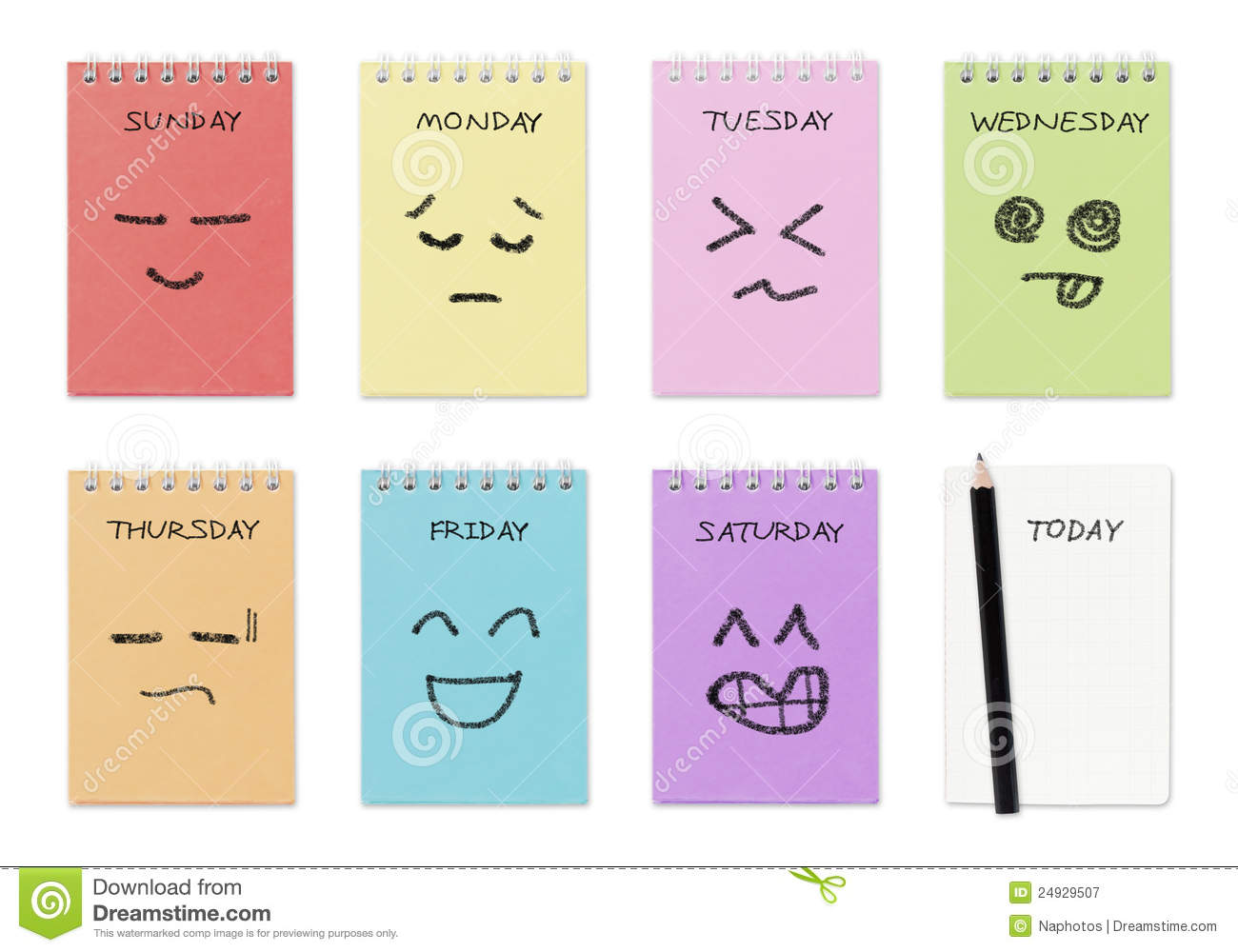 Weekly Calendar Appointment Template Daily Appointment Calendar Template Free Microsoft Word Weekly Calendar With Face Drawing Royalty Free Stock