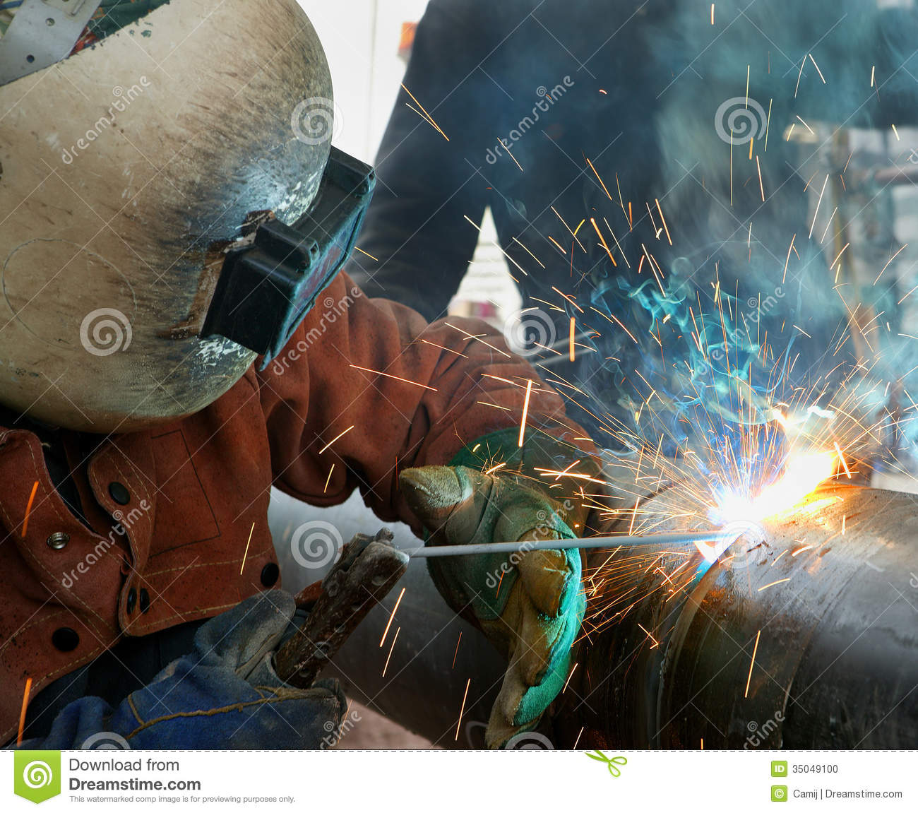 pipeline welding apprentice