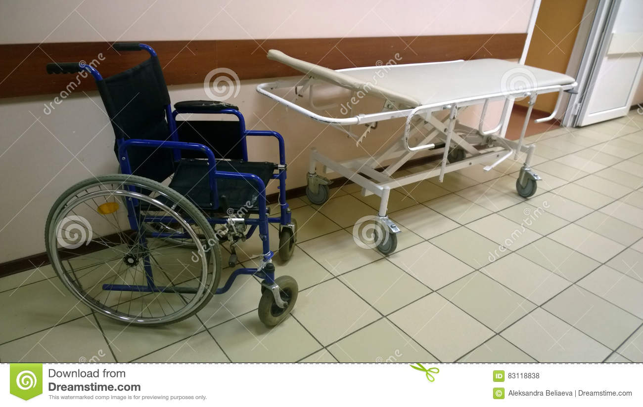 Bed Wheelchair Wheelchair And Medical Bed Stock Photo Image Of Chair 83118838