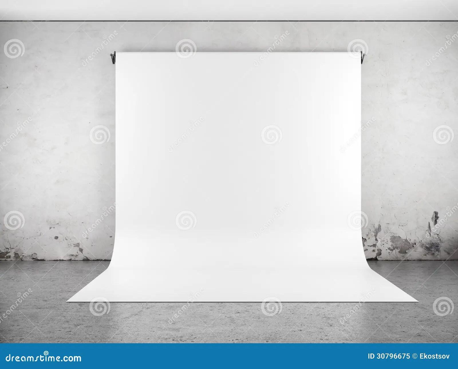 Black White Square Wallpaper White Backdrop In Room Stock Illustration Image Of Banner