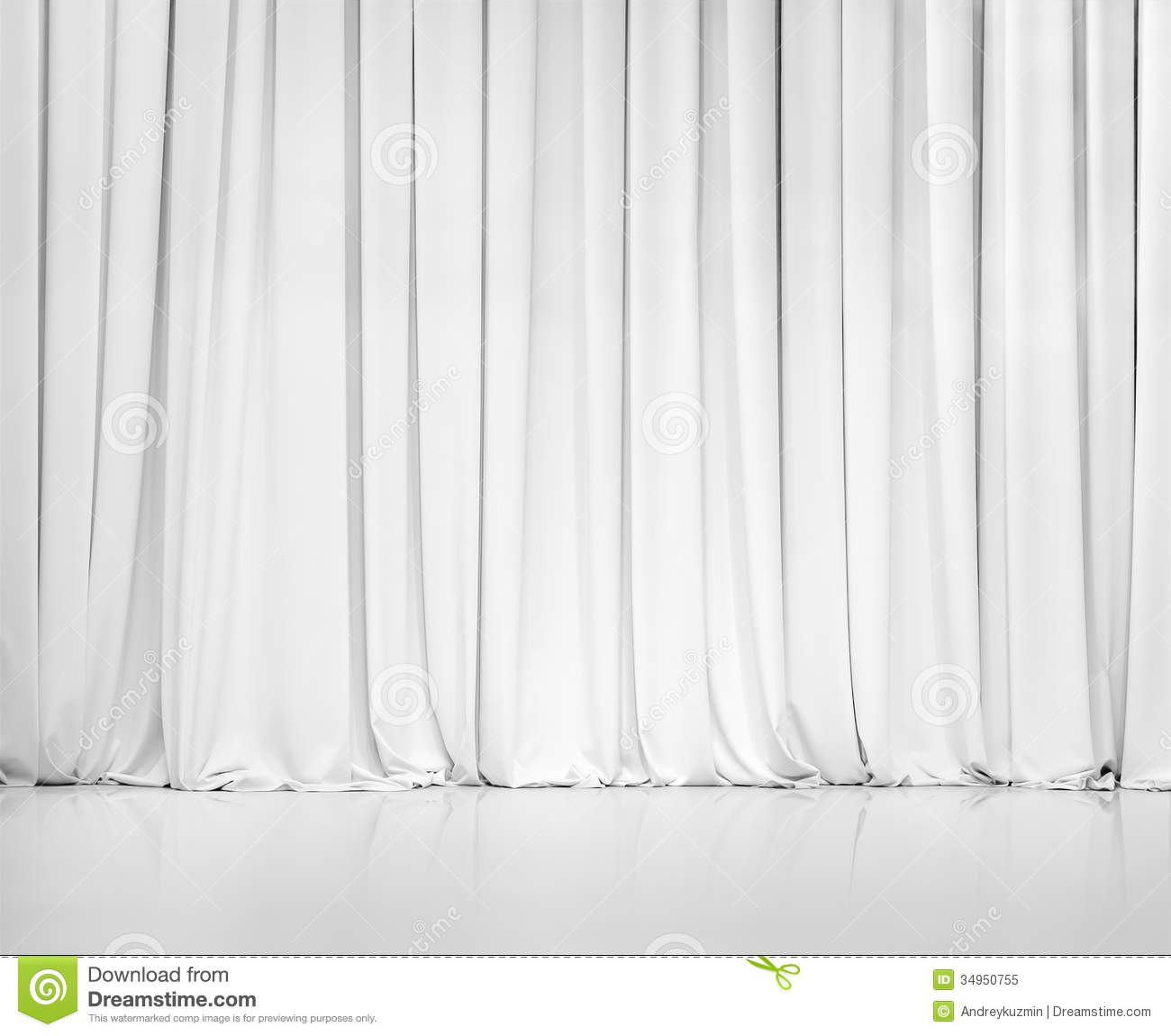 Royalty free stock photo download white curtain or drapes background