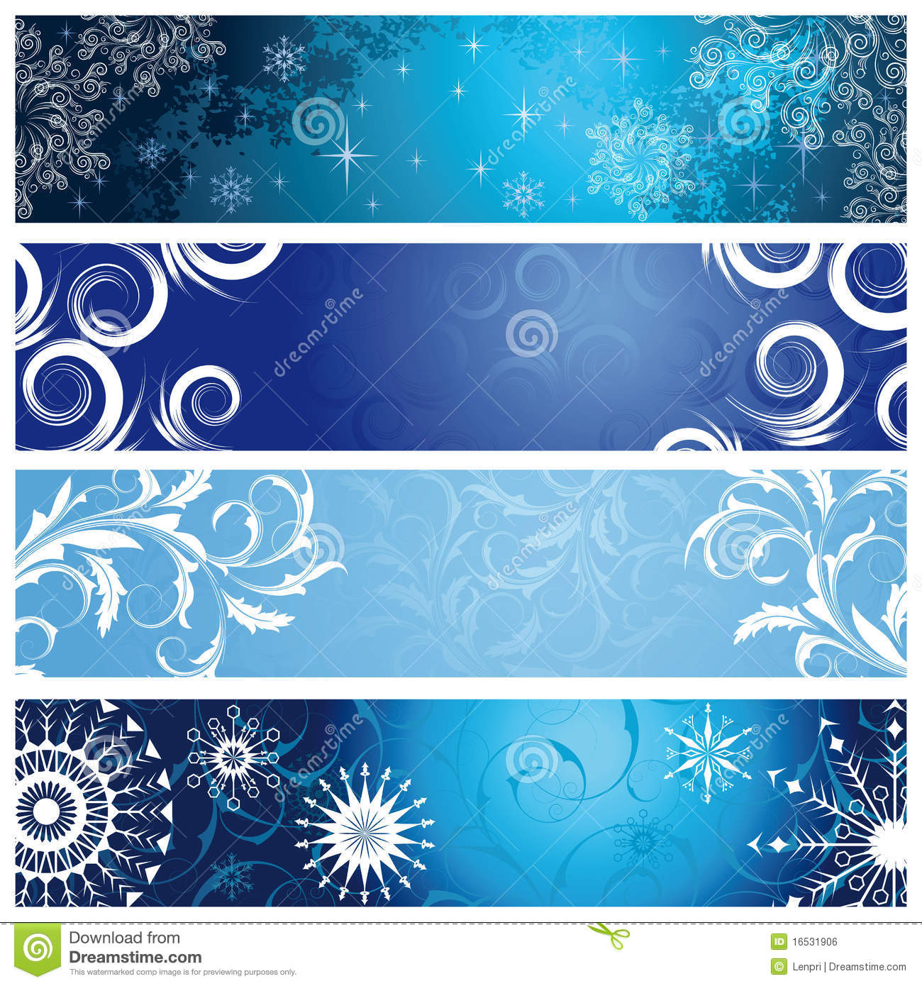 Free Falling Snow Wallpaper Download Winter Banners Royalty Free Stock Image Image 16531906