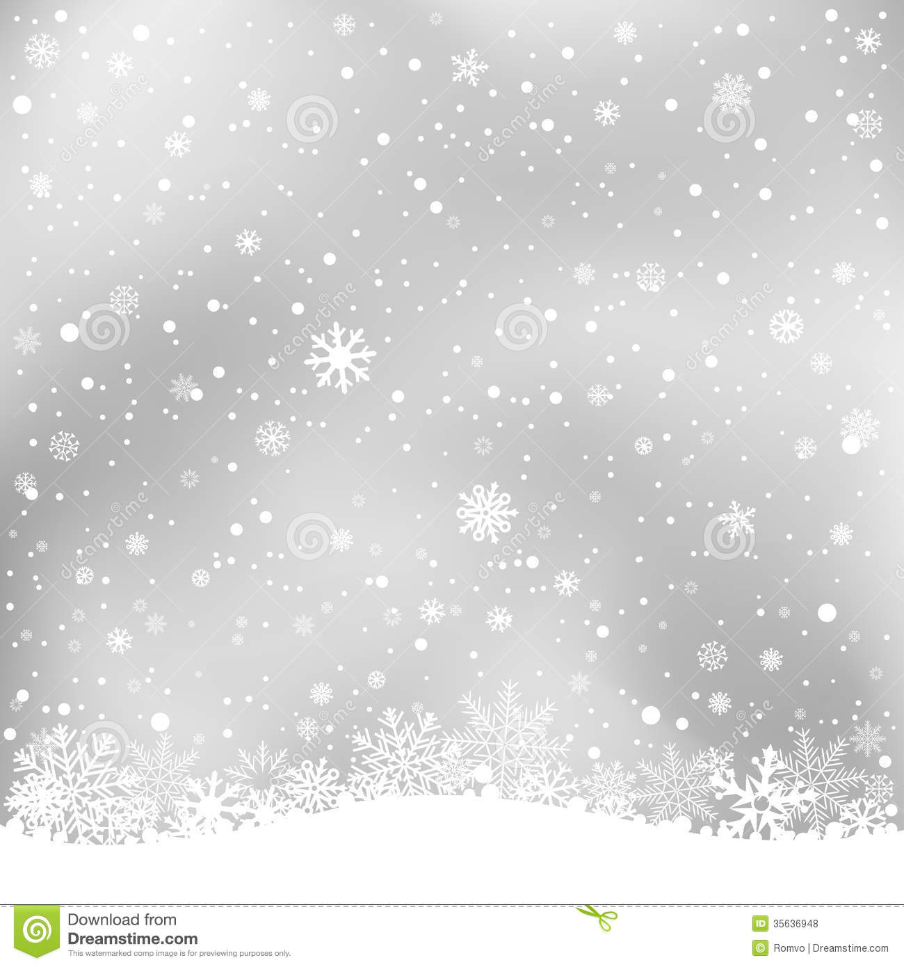 Iphone 5 Falling Snow Wallpaper Winter Gray Background Royalty Free Stock Photos Image